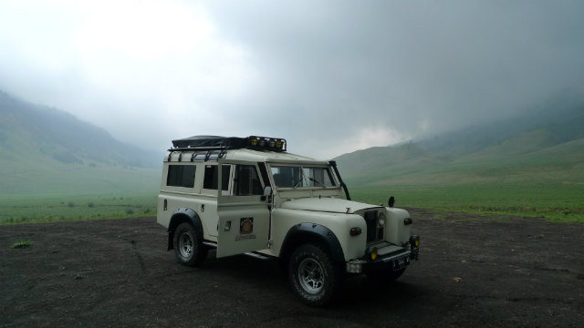 4WD ride from Malang to Mount Bromo, Indonesia