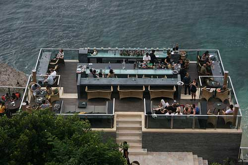 Rock Bar at Ayana Resort, Bali