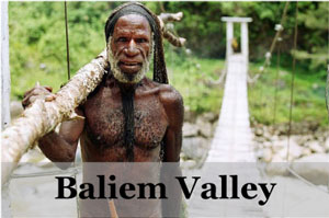 Baliem Valley, Papua, Indonesia