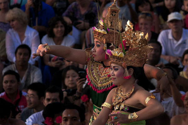Balinese Dance, Uluwatu, Indonesia