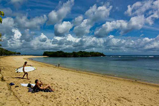 best beaches, bali