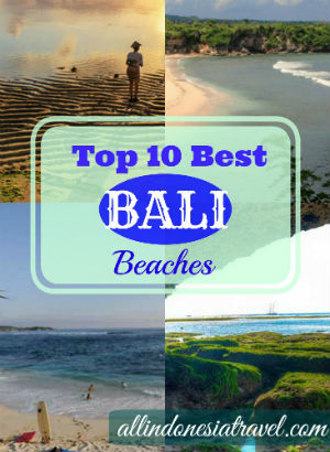 Top 10 Best Bali Beaches