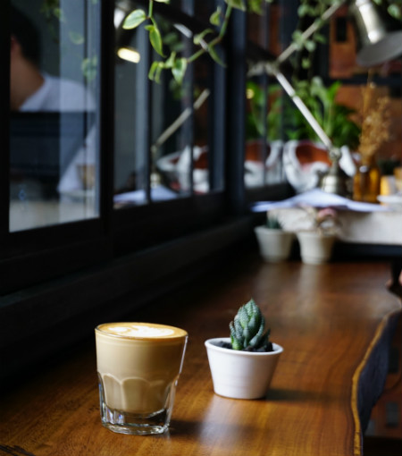 Best coffee places Jakarta, Indonesia