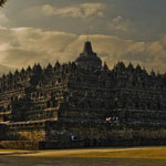 Borobudur Temple Compounds, Central Java