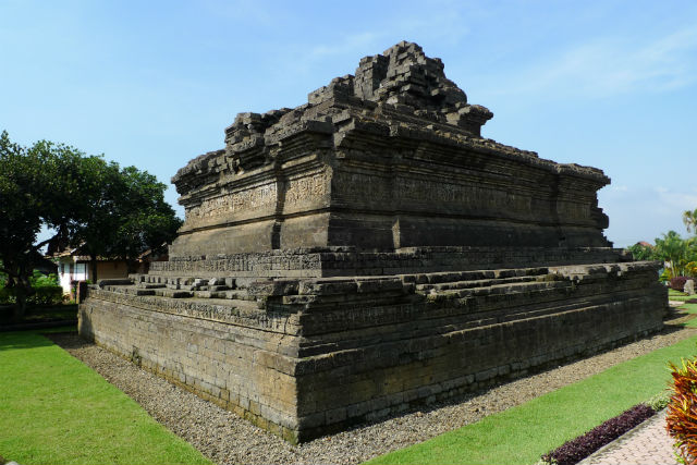 Malang Candi Jago temple, Indonesia