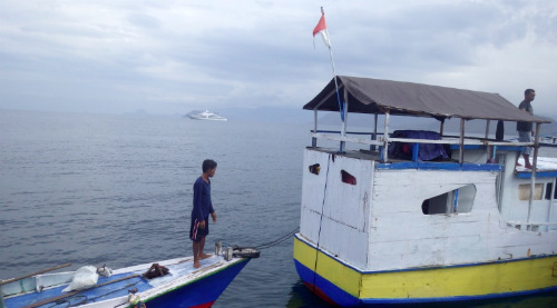 Komodo Boat from Lombok to Flores