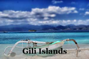 GIli Islands, Lombok Indonesia