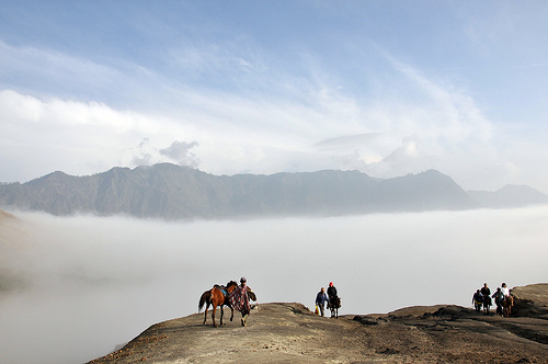 Mount Bromo @ East Java, Indonesia