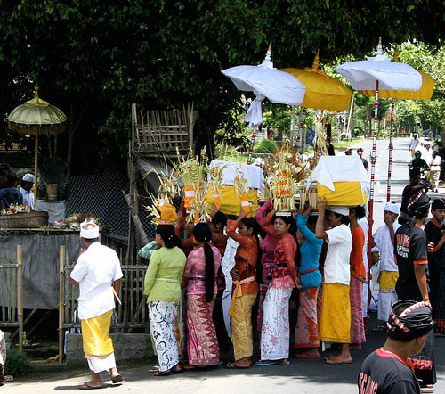 People and Festival @ Bali, Indonesia