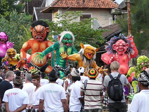 Nyepi, Balinese New Year @ Indonesia