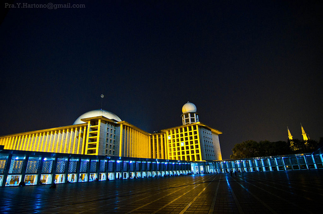 Istiqlal Mosque, Jakarta, Indonesia