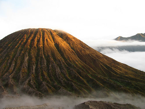 Upclose with Mount Bromo, Java, Indonesia