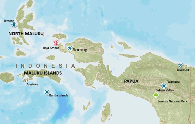 Papua and Maluku Islands Travel Guide | Indonesia Travel Guide