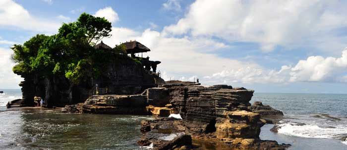 Best Temples in Bali: Pura Tanah Lot