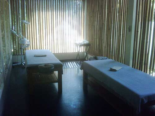 Spa at Purist Villas, Ubud, Bali