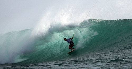 Surf Lakey Peak, Sumbawa Island, Indonesia