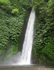 Waterfalls at Munduk, Bali, Indonesia